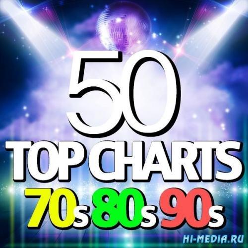 50 Top Charts 70s, 80s, 90s (2014)