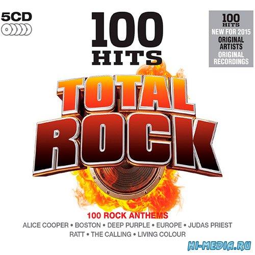 100 Hits Total Rock (2014)