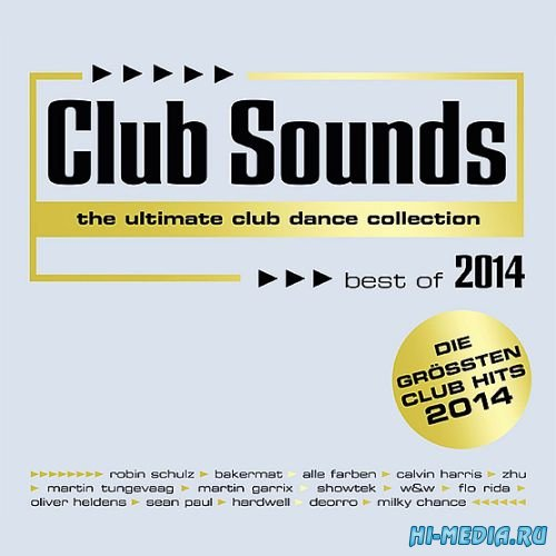 Club Sounds Best Of 2014 (2014)