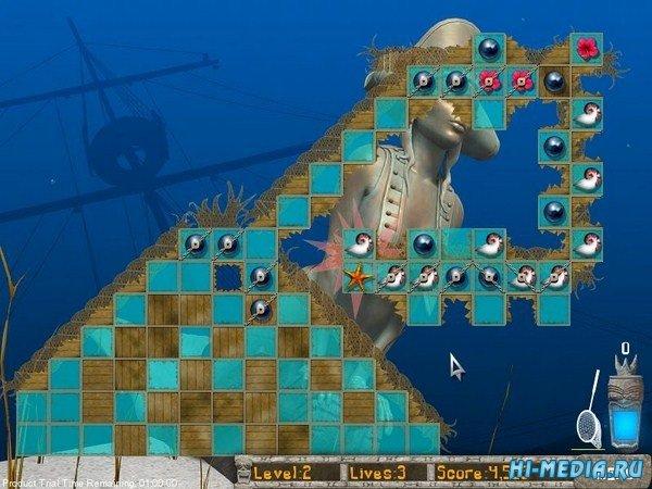 Большой барьерный риф 2: Цепная реакция (2006) RUS