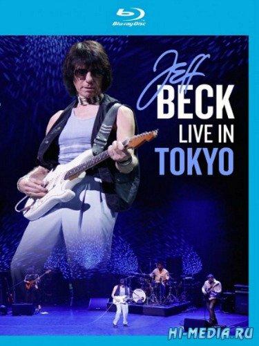 Jeff Beck: Live In Tokyo (2014) BDRip 720p