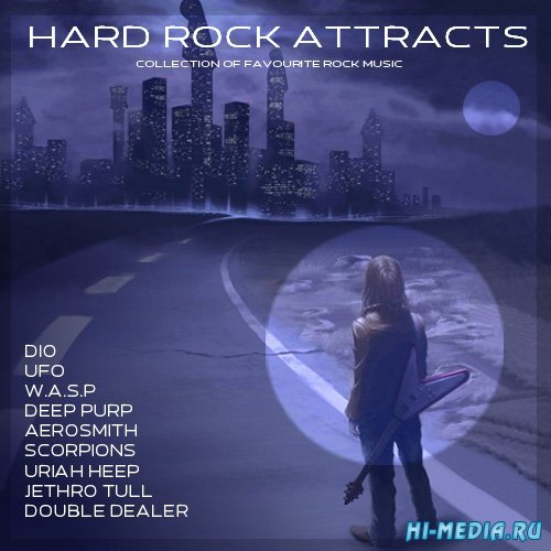 Hard Rock Attracts (2014)