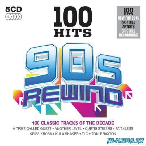 100 Hits 90s Rewind (2014)