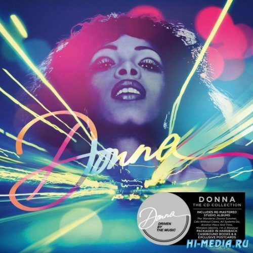 Donna Summer - Donna The CD Collection (10CD Box Set) (2014)
