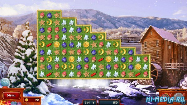 Christmas Puzzle 2 (2014) ENG