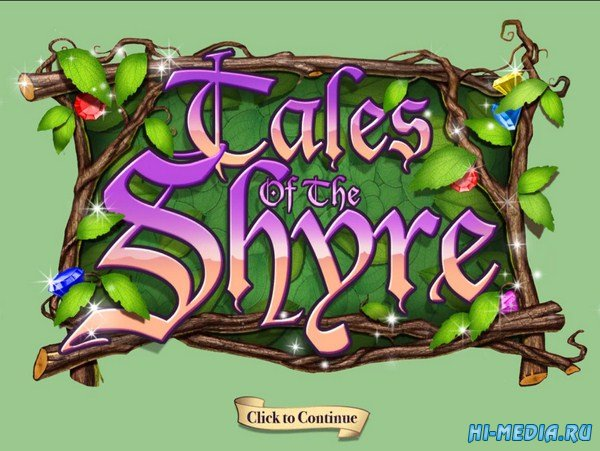 Tales of the Shyre (2014) ENG
