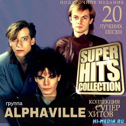 Alphaville - Super Hits Collection (2014)