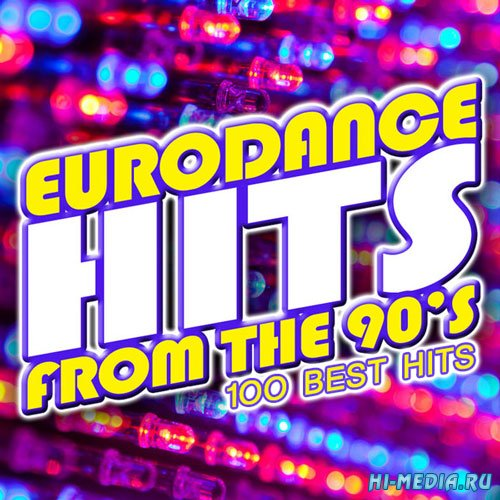Eurodance Hits From The 90's (2014)