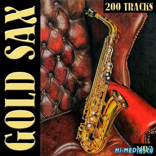 Gold Sax 200 Tracks (2014)
