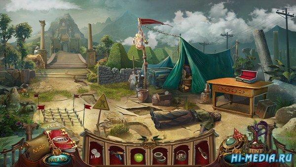 Возрождение легенды 2: Месть титанов Коллекционное издание (2015) RUS