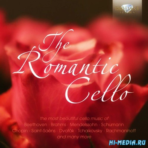 Zara Nelsova, Julius Berger, Timora Rosler: The Romantic Cello (2015)