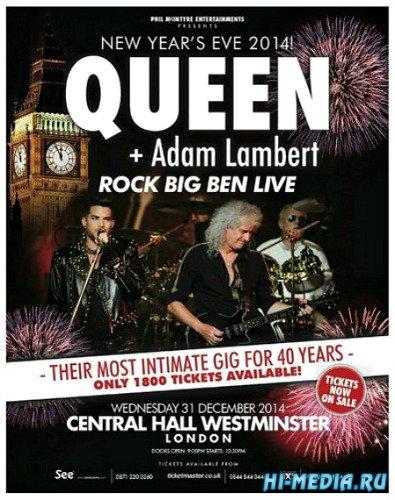 Queen + Adam Lambert: Rock Big Ben Live (2015) HDTV 1080i