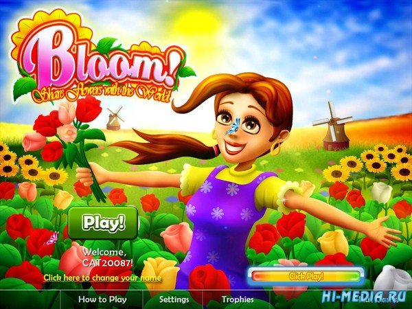 Bloom! (2015) ENG