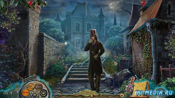 Темные Истории 7: Эдгар Аллан По - Тайна Мари Роже Коллекционное издание (2015) RUS