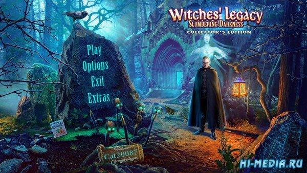 Наследие ведьм 5: Притаившись во мраке Коллекционное издание (2019) RUS