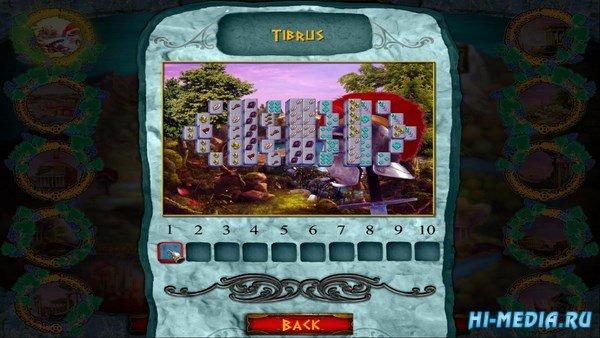 7 Hills of Rome: Mahjong (2015) ENG