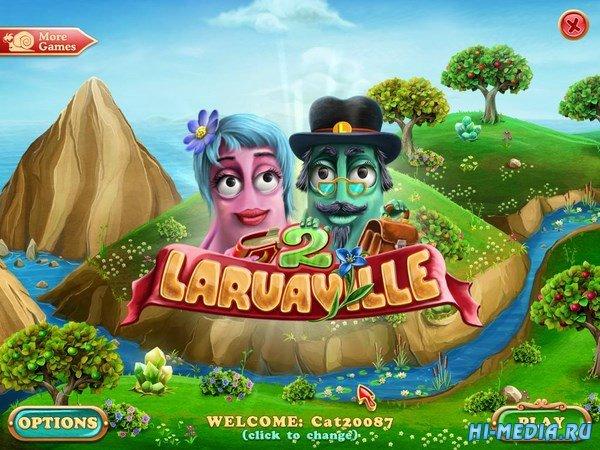 Laruaville 2 (2015) ENG