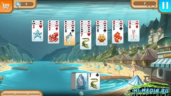 Atlantic Quest Solitaire (2015) ENG