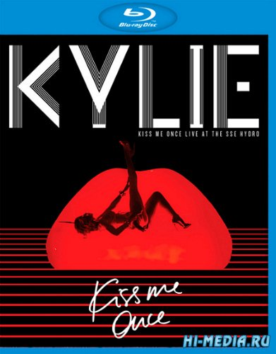 Kylie Minogue: Kiss Me Once Live (2014) BDRip 720p