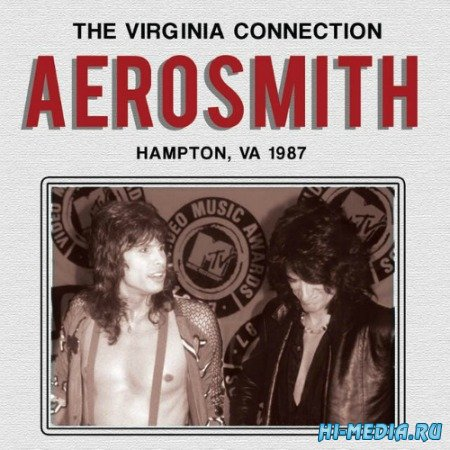 Aerosmith - The Virginia Connection (Live) (2015)