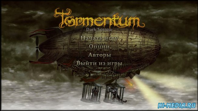 Tormentum: Dark Sorrow (2015) RUS