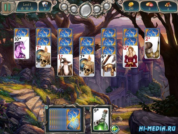 Avalon Legends Solitaire 2 (2015) ENG