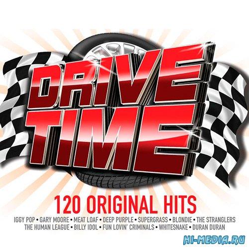 Drivetime - 120 Original Hits (2015)