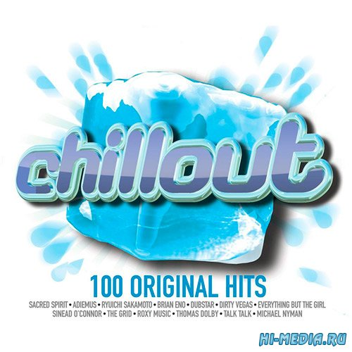 Chillout - 100 Original Hits (2015)