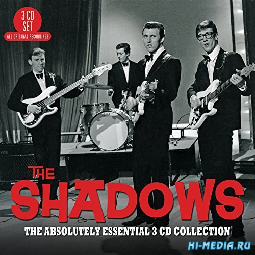 The Shadows: The Absolutely Essential 3CD Collection (2014)