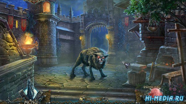 Призрачная тень волка 5: По следу террора Коллекционное издание (2015) RUS