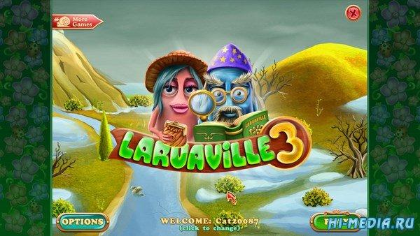 Laruaville 3 (2015) ENG