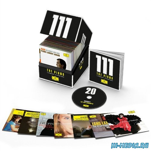 111 The Piano: Legendary Recordings (40CD) (2015)