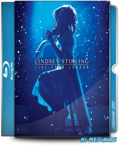Lindsey Stirling: Live from London (2015) BDRip 1080p