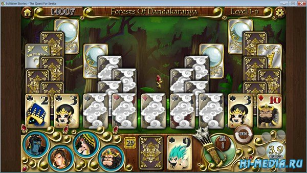Solitaire Stories: The Quest for Seeta (2015) ENG