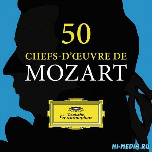 50 chefs-d'œuvre de Mozart (2015)