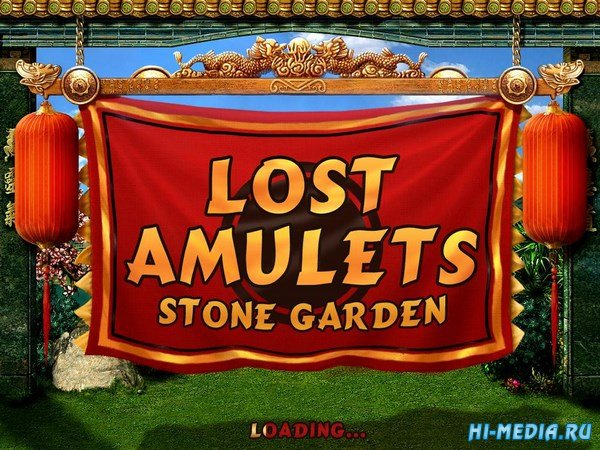Lost Amulets: Stone Garden (2015) ENG