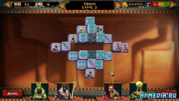Mahjong: Ancient Pyramids (2015) ENG