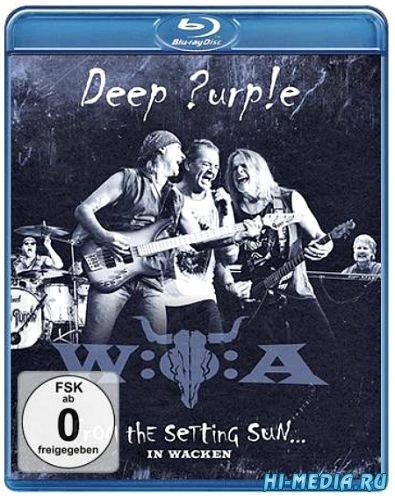 Deep Purple: From The Setting Sun... In Wacken (2015) BDRip 720p