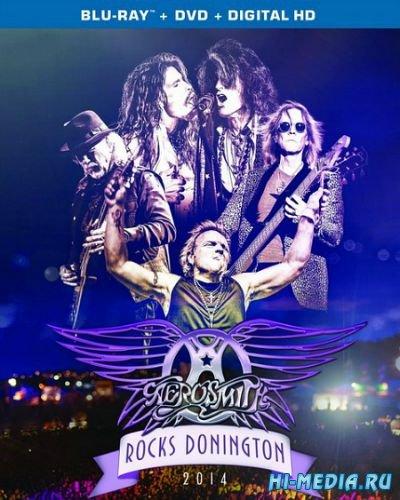 Aerosmith: Rocks Donington 2014 (2015) BDRip 720p