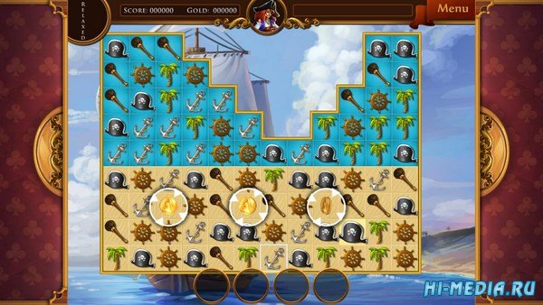 Lost Bounty: A Pirate's Quest (2015) ENG