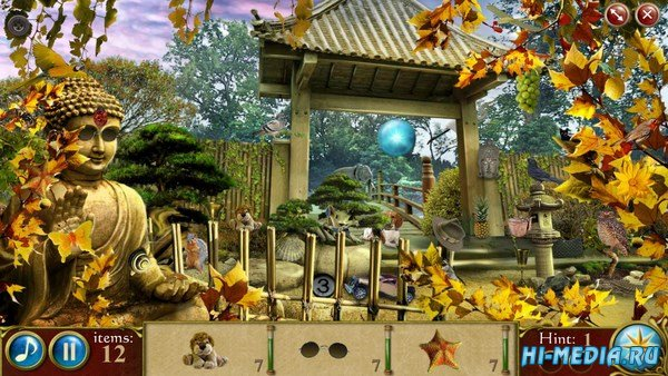 Hidden Object: Magic Gardens (2015) ENG