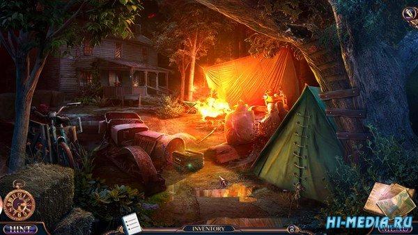 Страшные сказки 9: Нити судьбы Коллекционное издание (2016) RUS