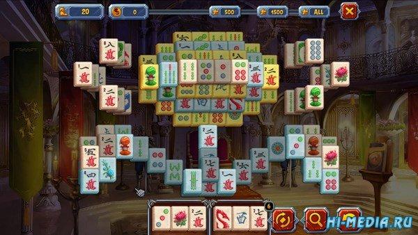 Halloween Stories Mahjong (2015) ENG