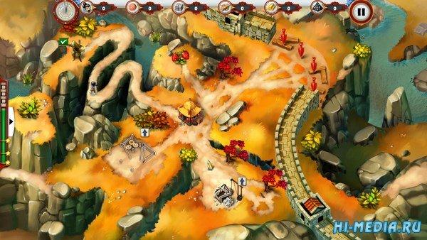 Строительство Великой Китайской стены 2 Коллекционное издание (2015) RUS