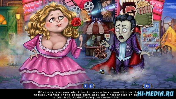 Невероятный Дракула: Погоня за любовью Коллекционное издание (2015) RUS