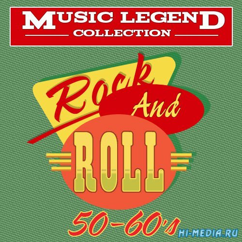 Rock'n'Roll 50 - 60's (2015)