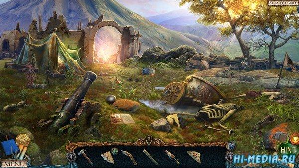 Затерянные земли 3: Проклятое золото Коллекционное издание (2016) RUS