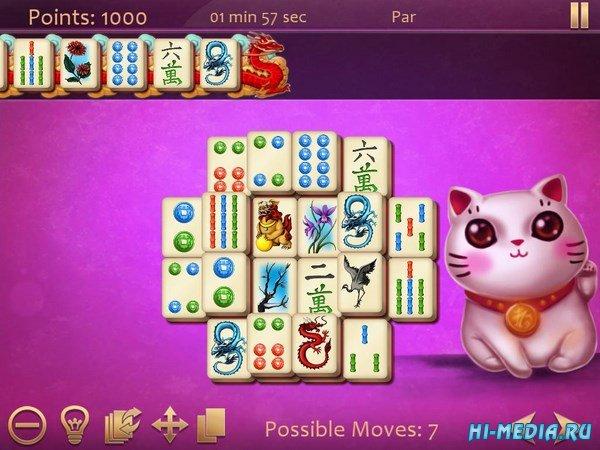 Art Mahjong 3 (2015) ENG