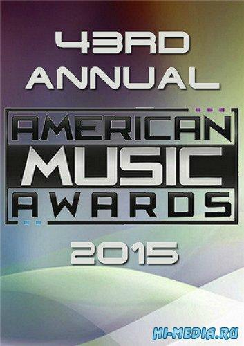 American Music Awards of (2015) HDTVRip 720p