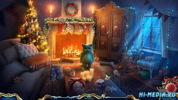 Рождественские истории 4: Кот в сапогах Коллекционное издание (2015) RUS
